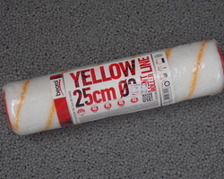 Rouleau Yellow Line 25 cm 11 mm